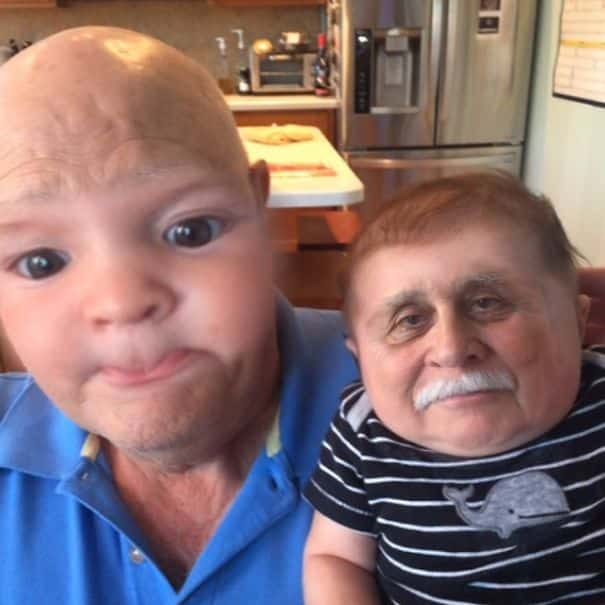 50 epic baby face swaps that turned out to be hilariously horrific