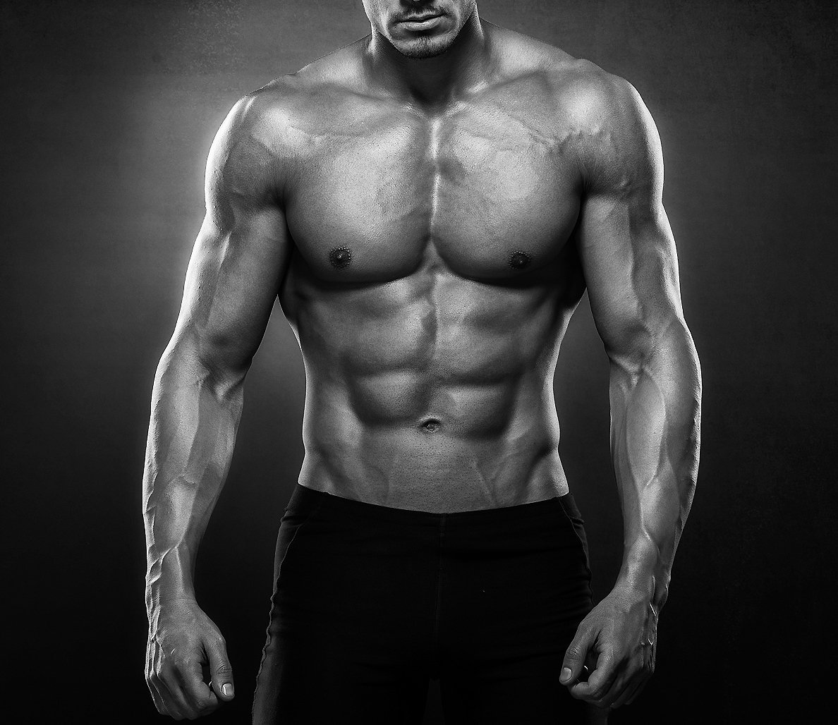 Men With Strong Muscular Toned Body Are The Most Attractive