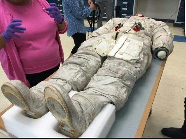 apollo 11 space suit boots - photo #38
